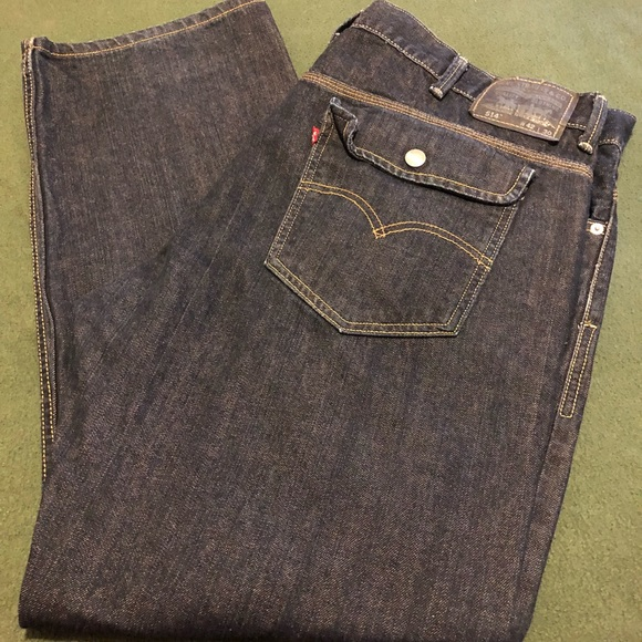 Levi's Other - Levi Strauss & Co. 514 Jeans Size42x30 Dark Wash
